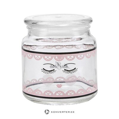 Storage jar (miss etoile) (hall sample, whole)