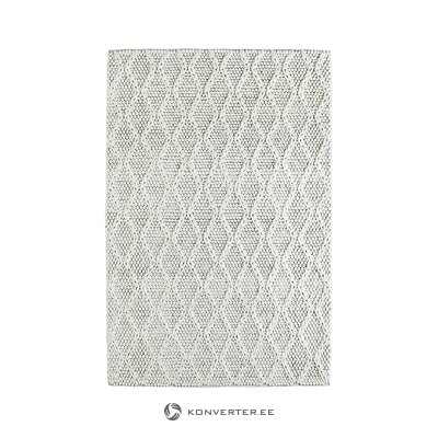 Creamy cotton rug (obsession ag) (whole, in a box)
