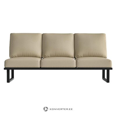 Garden sofa (bench and berg) (whole, hall sample)