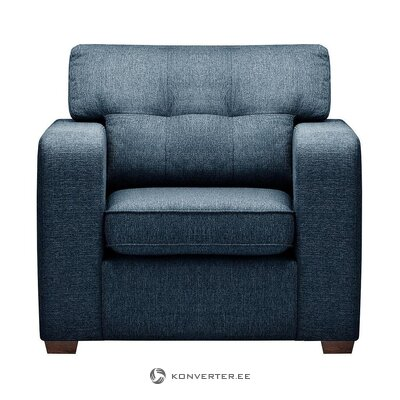 Blue armchair (bench & berg)