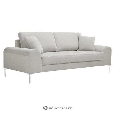 Vaalea sohva (penkki ja berg) (terve, näyte)
