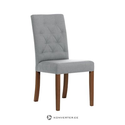 Gray-brown chair (bench & berg) (healthy, sample)