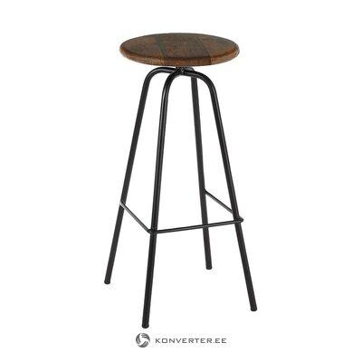 Барный стул (тростник) (целый, в коробке)