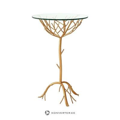 Kultainen liukupöytä (lapis) (kokonainen, salinäyte)