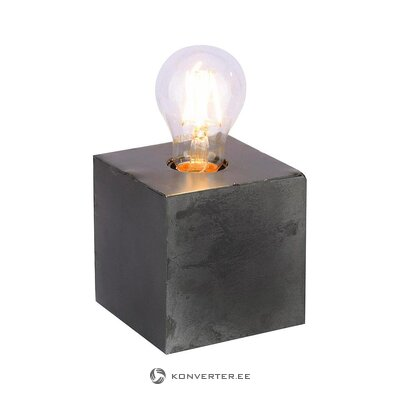 Дизайнерская настольная лампа (paul neuhaus) (здоровая, в коробке)