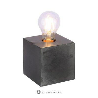 Дизайнерская настольная лампа (paul neuhaus) (мелкие недочеты холл образец)