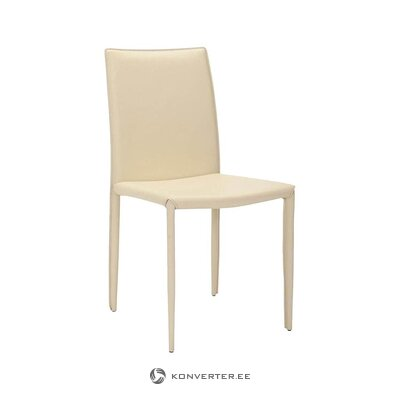 Beige chair (safavieh) (sample)