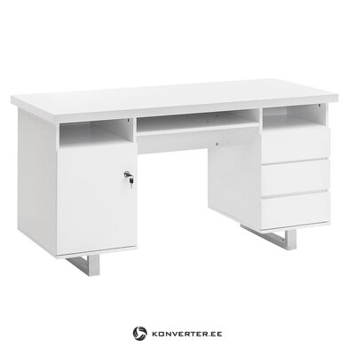 High gloss desk (skyport) (whole, in box)
