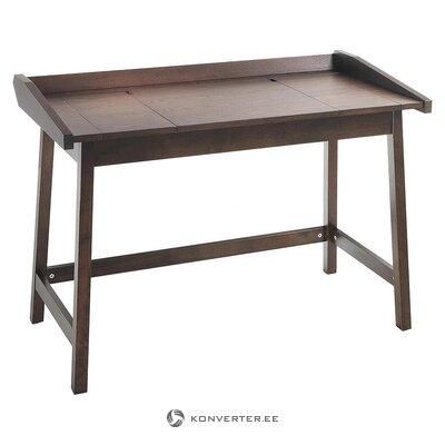 Темно-коричневый консольный стол (томасуччи)