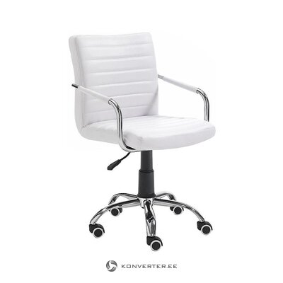 White office chair (tomasucci) (whole, in a box)