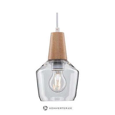 Scandinavian style pendant luminaire (paulmann) (box, whole)