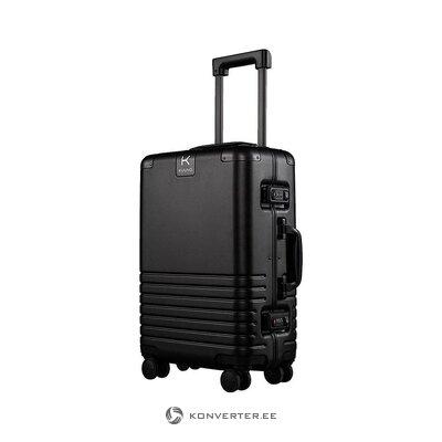 Черный чемодан (луна) (целый, образец зала)