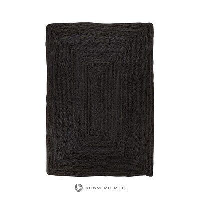 Dark brown carpet (house nordic) (in box, whole)