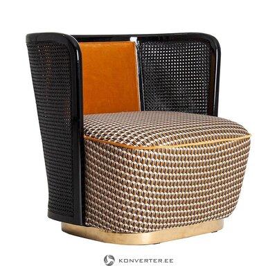 Krēsls (brillons) (skaistuma defekts, zāles paraugs)