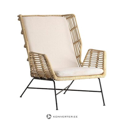 Rattan garden chair (vical home) (healthy, sample)
