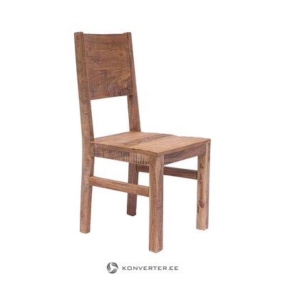 Solid wood chair (novita)
