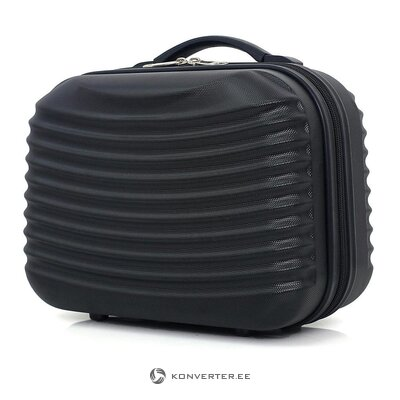 Small black suitcase etna (brand development) (whole, hall sample)