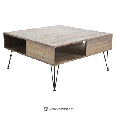 Solid wood coffee table (venture design) (whole, in box)