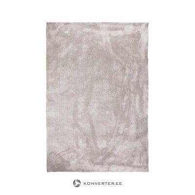 Harmaa-beige matto (venture design) (kauneusvirheillä., Hall-näyte)