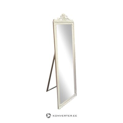 Grīdas spogulis (werner) (ar defektu, zāles paraugs)