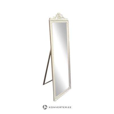 Floor mirror (werner) (with defect, hall sample)