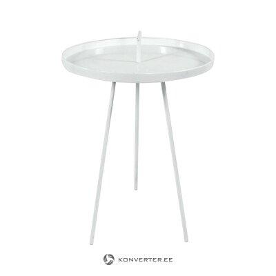 Väike Valge Diivanilaud (Werner Voss) (Terve, Saalinäidis)