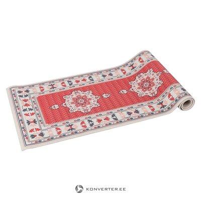 Красный коврик для йоги (doiy) (целиком, в коробке)