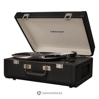 Bluetooth turntable (swordfish & friend distributions) (whole, in box)