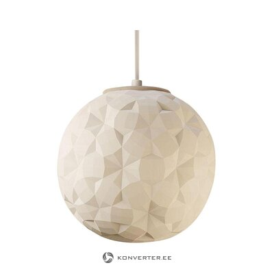 Bright pendant light (polyluma) (whole, in box)