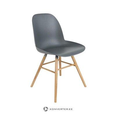 Серый стул (Альберт Куйп) (целый, в коробке)