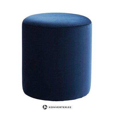 Sininen samettiaita (jotex) (koko, salinäyte)