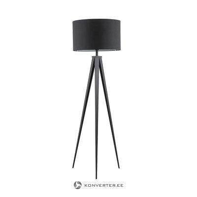 Black floor lamp (jella & jorg) (hall sample)