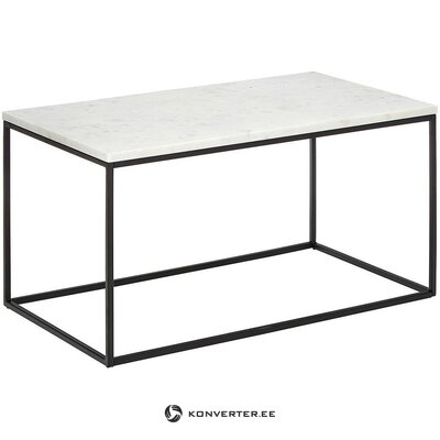 Marble coffee table (alys) (with defect, hall sample)