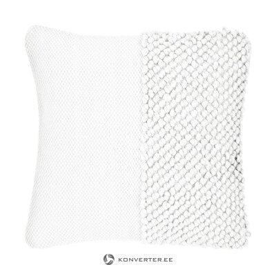 Koristeellinen tyynyliina (andi) (virhe, hallinäyte)