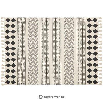 Krēmbalts paklājs (edna) (kastē, vesels)