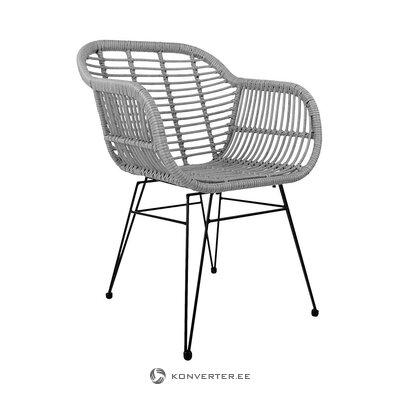 Pelēkmelns dārza krēsls (costa) (ar skaistuma defektiem., Zāles paraugs)