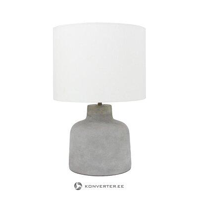Galda lampa (jūgs) (ar skaistuma defektiem zāles paraugs)