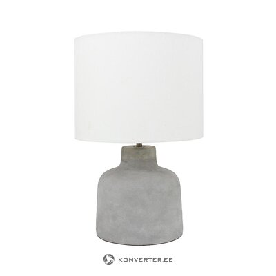 Table lamp (yoke) (whole, in box)