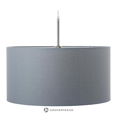 Gray ceiling lamp (miraluz) (whole, in box)