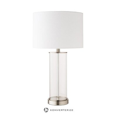Glass table lamp (abigail) (whole, hall sample)