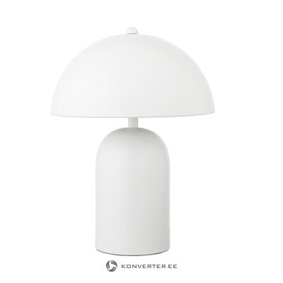 White table lamp (walter)