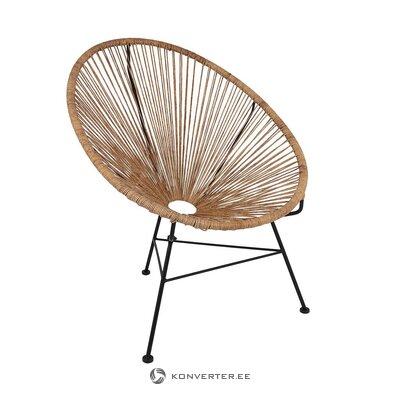 Dizaina krēsls (bahia) (veselīgs, paraugs)