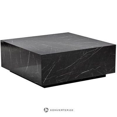 Marble imitation coffee table (lesley) (whole, hall sample)