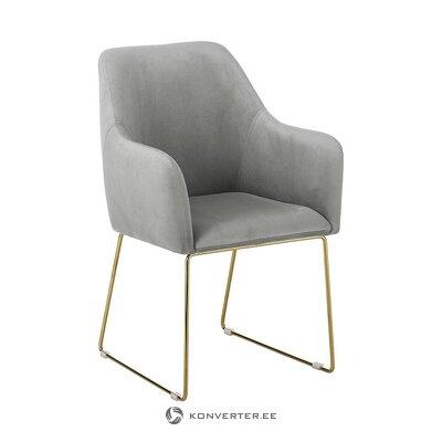 Серо-золотое кресло (остров)
