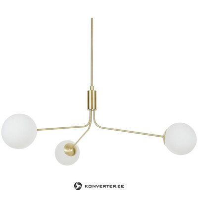 Large pendant light (darcy) (whole, in box)