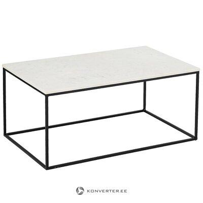 Marble sofa table (alys)