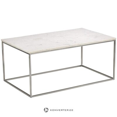 Marble sofa table (alys)