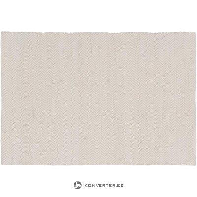 Smėlio spalvos raštuotas kilimas (jella & jorg) (dėžutėje, visas)