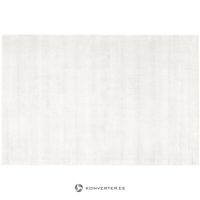 Hand-woven viscose carpet (jane) 160x230cm (with beauty defects, in a box)