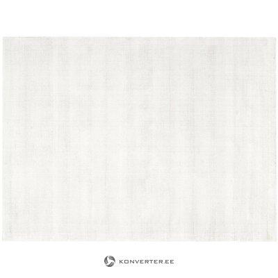 Puuvilla vaalea matto (jane)